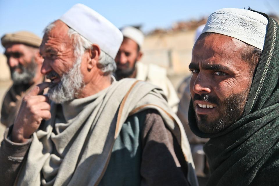 egyptian muslim men