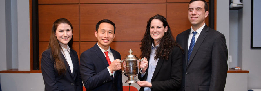 Results are in for the 2020 Keedy Cup Competition
