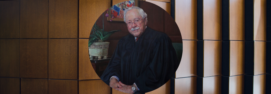 Honoring the late Judge Simandle L'76