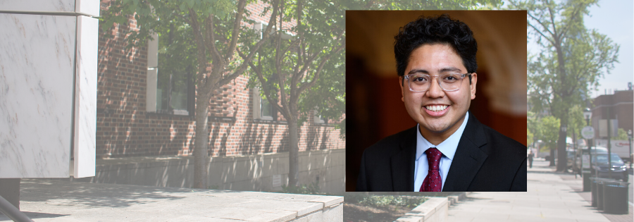 A Penn Law first: Meet future leader Raymond Magsaysay L'22