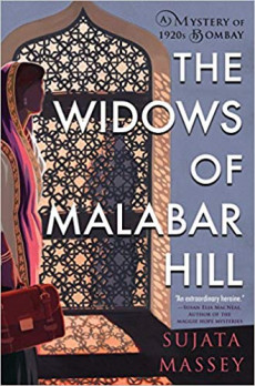 Widows of Malabar Hill Cover