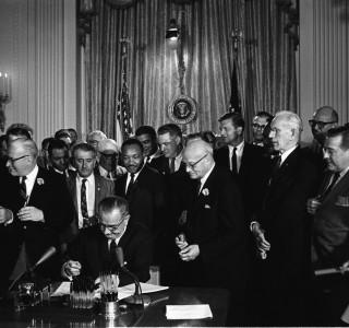 Check out the library's Civil Rights Act Bibliography!