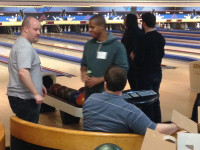 GOLD Kick-Off Bowling Event - October 25, 2014