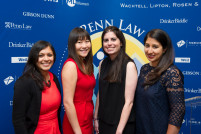 The Summit presents an opportunity for Penn Law to spotlight women's successes within and outside of the profession, to educate and promote discussion on substantive topics relevant to lawyers and other professionals, and to highlight women leaders excelling and serving as inspiring role models in a range of practice areas and spaces.