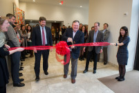 Gary Clinton Student Affairs Suite Dedication