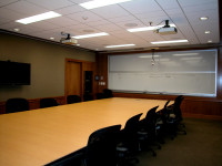 Tanenbaum Hall 142, Video Conference Room     Capacity: 18