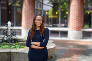 Penn Law's Dorothy Roberts is the 14th Penn Integrates Knowledge Professor, as well as the Director of the Program on Race, Science, and Society.