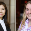 Shuying Wen LLM'20 and Cassandra Dula L'21