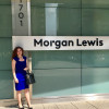Devin Troy L'18 spent seven weeks at Morgan Lewis and three weeks at the nonprofit Women Against ...