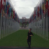 """My time at the United Nations has fully cemented my commitment to the practice of human rig..."