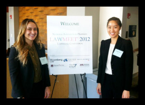 Lauren Saltiel and Christina Wong, both 2L students, are National Champions of the Intellectual Property LawMeet.