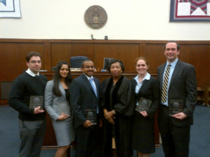 The Honorable Bernice B. Donald praised Penn Law's advocacy skills, professionalism, and courtroom presence.