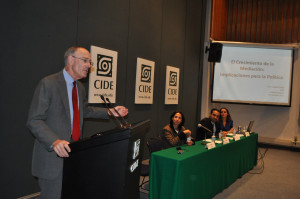 Douglas Frenkel L'72, Penn Law's Morris Shuster Practice Professor of Law, is the indirect inspiration for a program in conflict studies and resolution at one of Mexico's leading universities, Centro de Investigación y Docencia Económicas (CIDE).