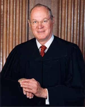 Anthony M. Kennedy, Associate Justice of the Supreme Court of the United States