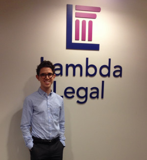 Mula first entered the LGBT legal advocacy world through a summer fellowship with the National Gay and Lesbian Task Force.