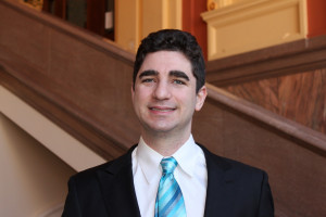 As an FASPE Fellow, Adam Mendel L'16 will travel to Germany and Poland to study the ethical challenges faced by lawyers and other professionals.