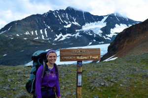 Siri Carlson L'16 worked as a misdemeanor attorney during her internship this summer with the Alaska Public Defender Agency in Palmer, Alaska.
