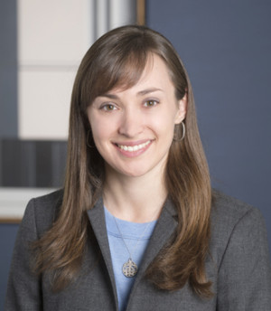 As a third-year Penn Law student, Amanda Johnson L'15 argued in front of the U.S. Court of Appeals for the Third Circuit as part of the Federal Appellate Litigation Externship.