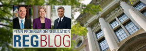 RegBlog's 16-part series features commentary by leading scholars and some of the nation's foremost public leaders.