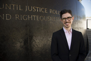 As an Equal Justice Works Fellow, Rick Mula L'15 works with LGBT youth through the Southern Poverty Law Center.