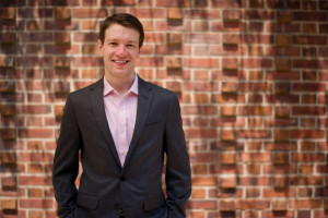 Chet Eckman L'17 is one of the founders of the First Generation Professionals affinity group at Penn Law.
