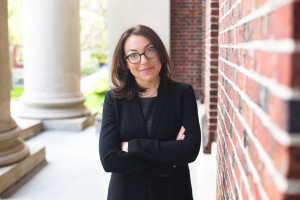 Assistant Professor of Law Maggie McKinley studies legislative procedure, focusing on the representation and participation of minorities in lawmaking.