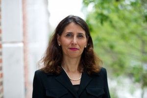 Elise Luce Kraemer L'93 directs Penn Law's LLM Program.