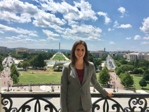 Helen Eisner L'12 began doing investigative work in Penn Law's Legislative Clinic.