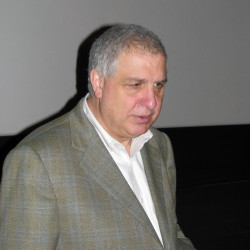 Filmmaker Errol Morris (photo credit Stuart Caie; Creative Commons license v.2.0)