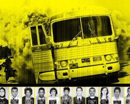 "Poster from ""Freedom Riders"""