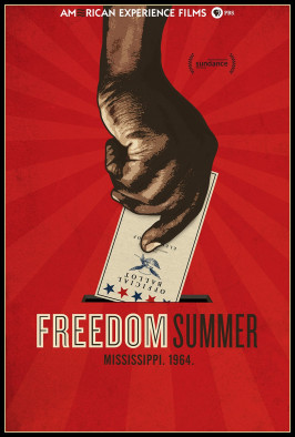 "Poster from ""Freedom Summer"""