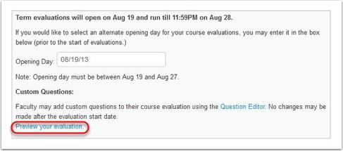 Class Evaluation Essay Sivandearest