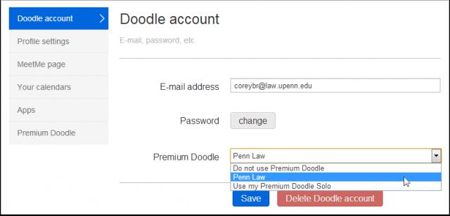 Delete account meet me How To